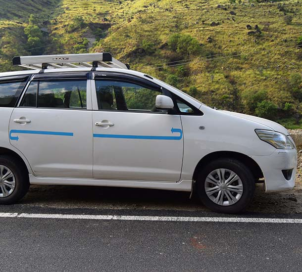 Welcome to Himachal Taxi Online