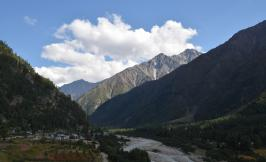Enchanting Kinnaur Taxi Tour From Chandigarh