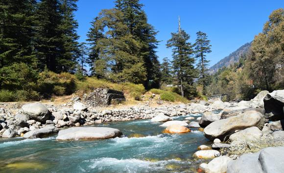 Stunning Manali Taxi Tour From Chandigarh