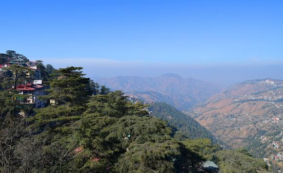 Shimla Taxi Tour From Chandigarh