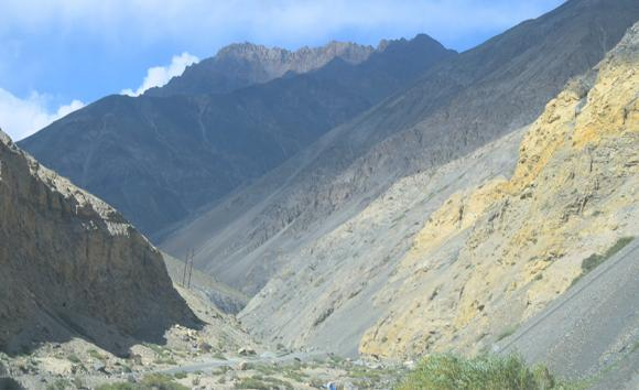 Spiti Valley Taxi Tour From Manali